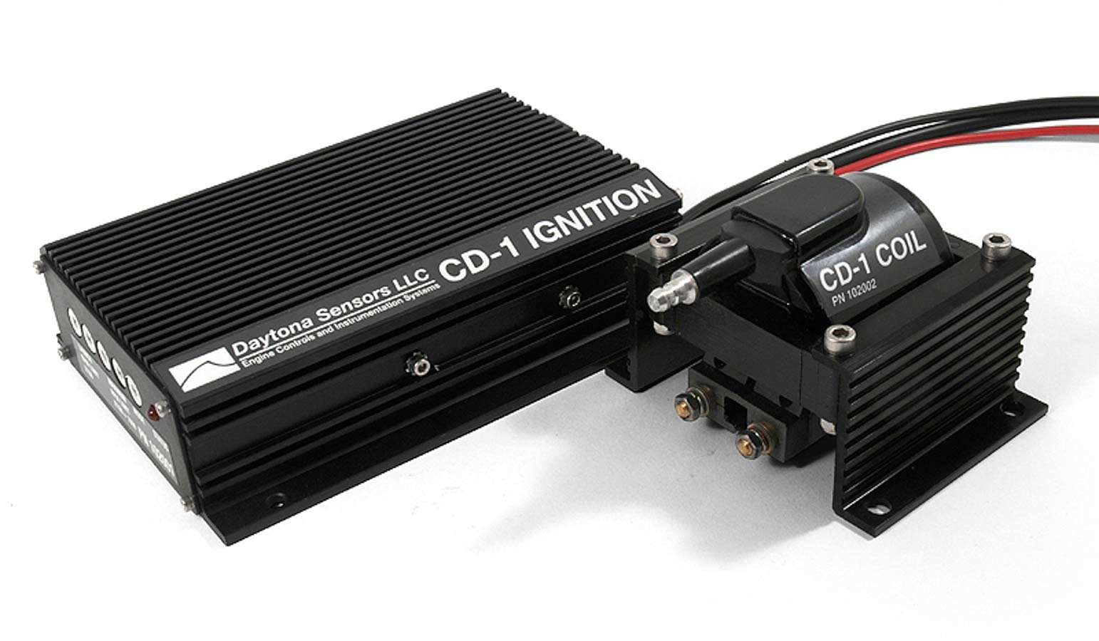 Daytona Sensors 102003 Ignition Kit, CD-1, CD Ignition Box, Coil, USB Interface, Kit