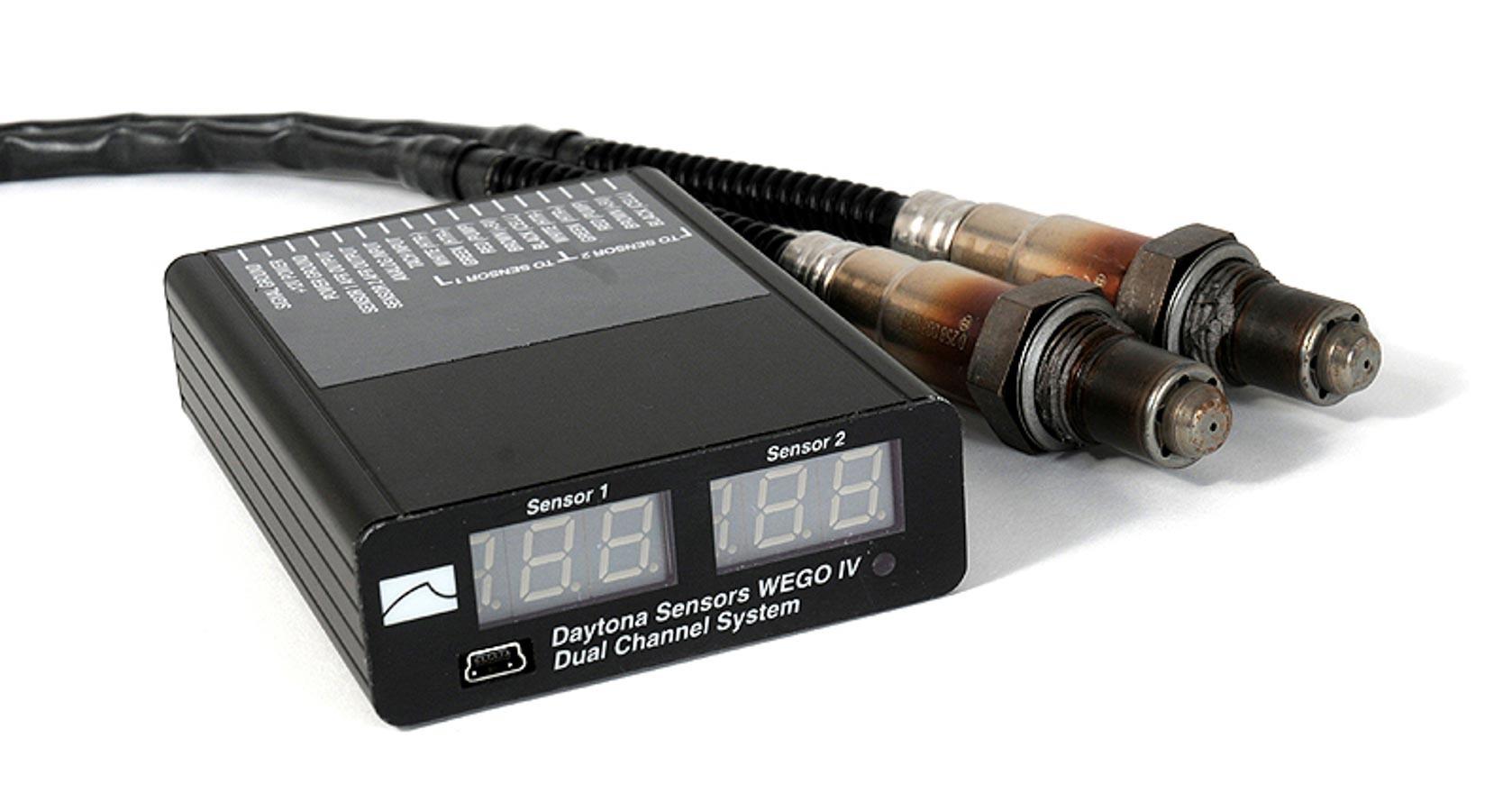 WEGO IV Dual Channel Wide-Band Air/Fuel Ratio