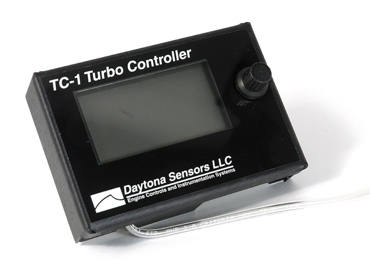 TC-1 Turbo Controller/ Data Logger System