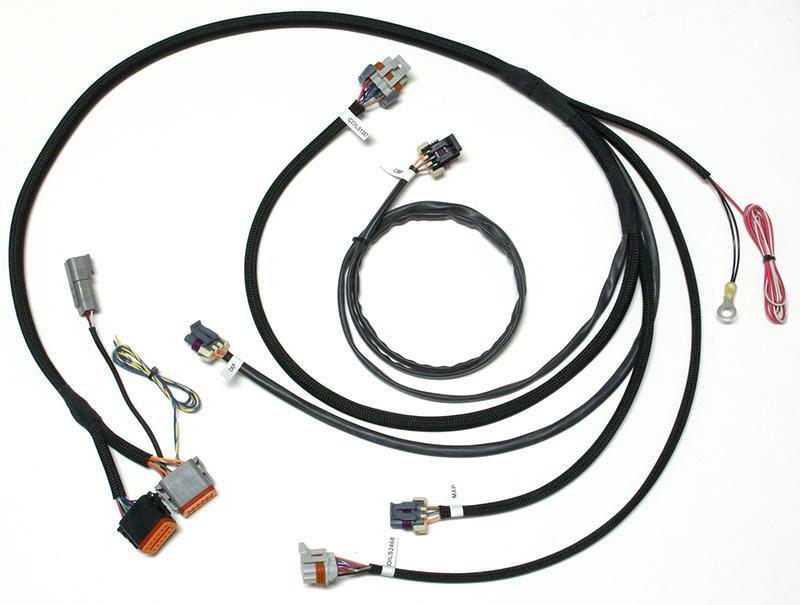 SmartSpark LS2/LS7 Remote Mnt Wire Harness