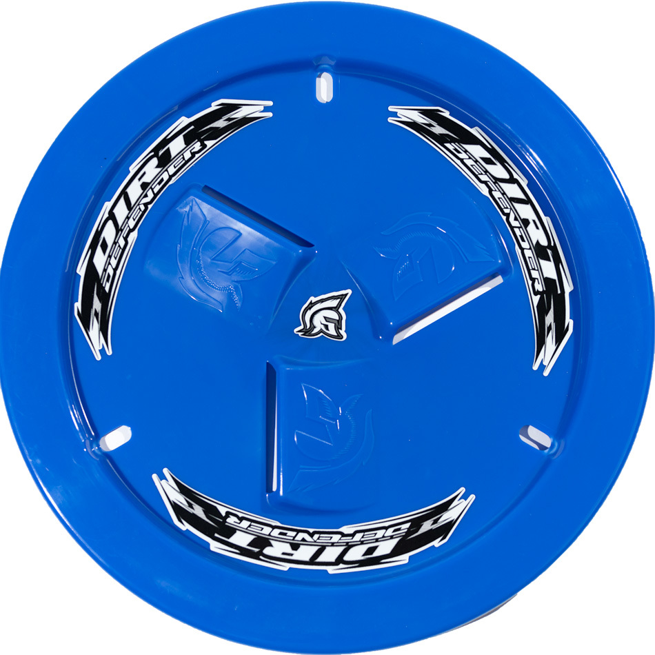 Wheel Cover Dark Blue Vented