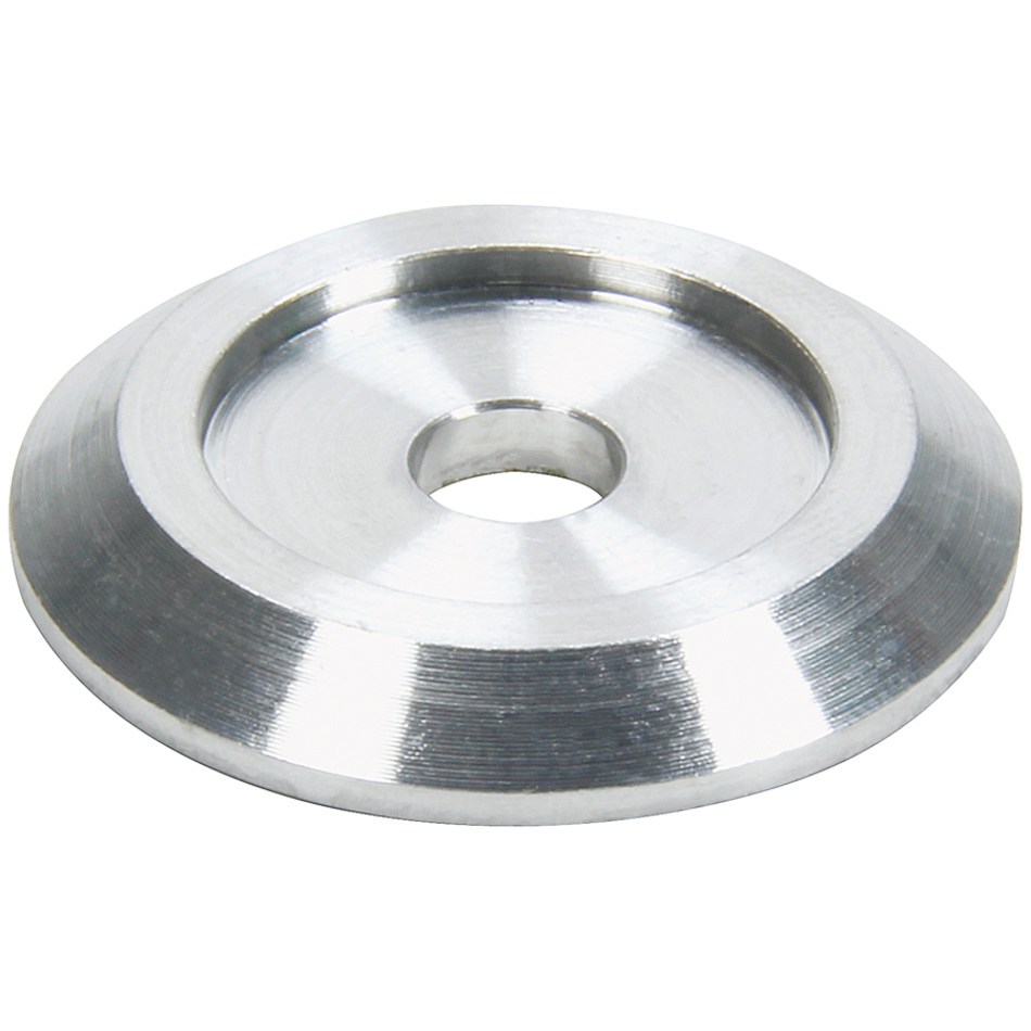 Allstar Countersunk Washer 1//4 in ID 1 in OD Aluminum Natural Set of 50 18662-50