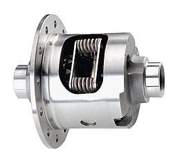 Detroit Locker 19557-010 Differential Carrier, Eaton Posi, 28 Spline, 2.73 Ratio and Up, Iron, 8.5 in, GM 10-Bolt, Each