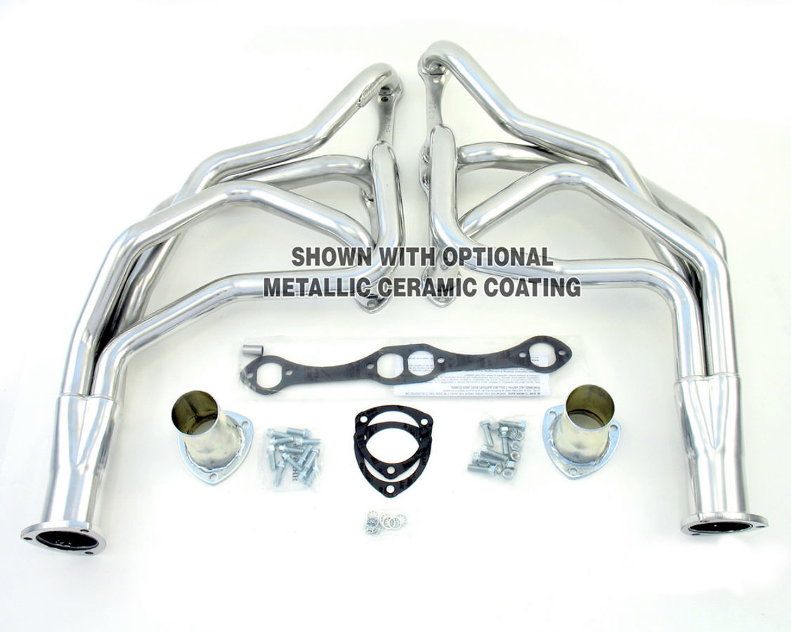 Exhaust Header Set SBC Truck 67-87