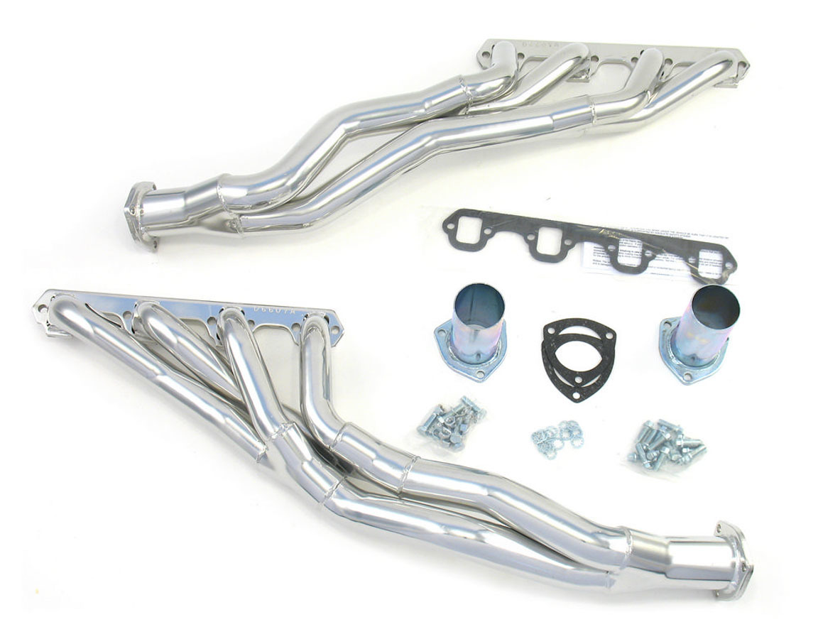 Coated Headers - SBF Tri-Y