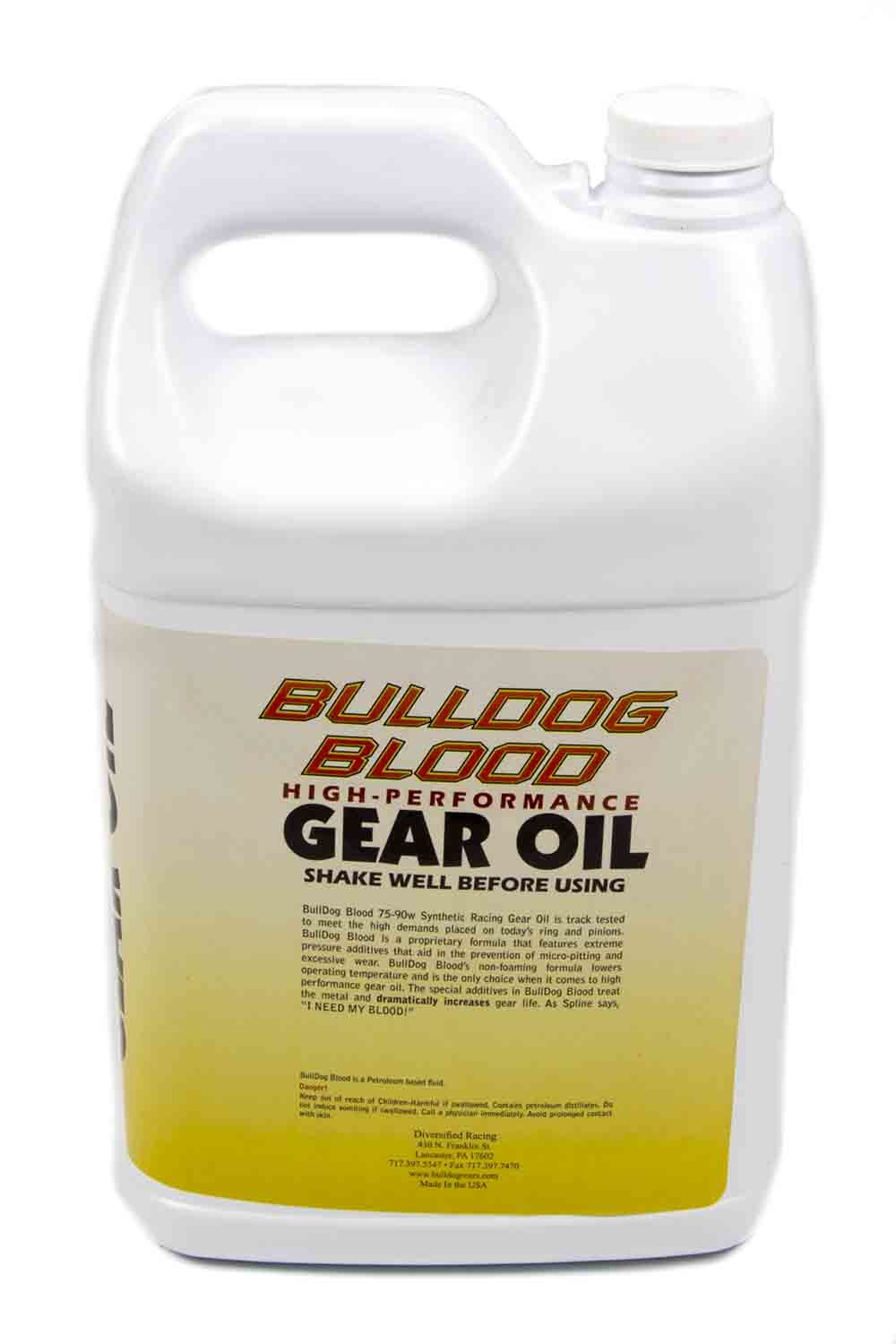 Rearend Lube 1 Gallon BULLDOG