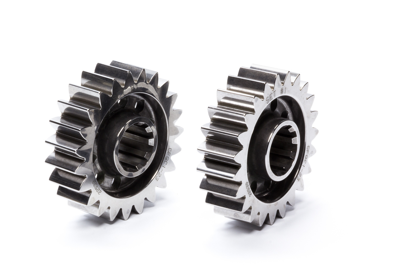 Friction Fighter Quick Change Gears 1