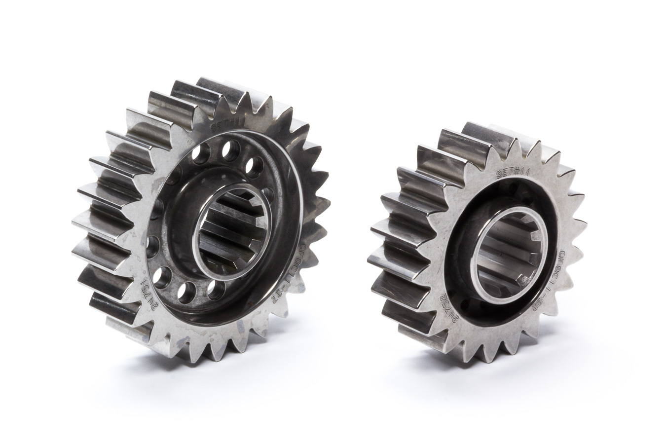 Friction Fighter Quick Change Gears 11