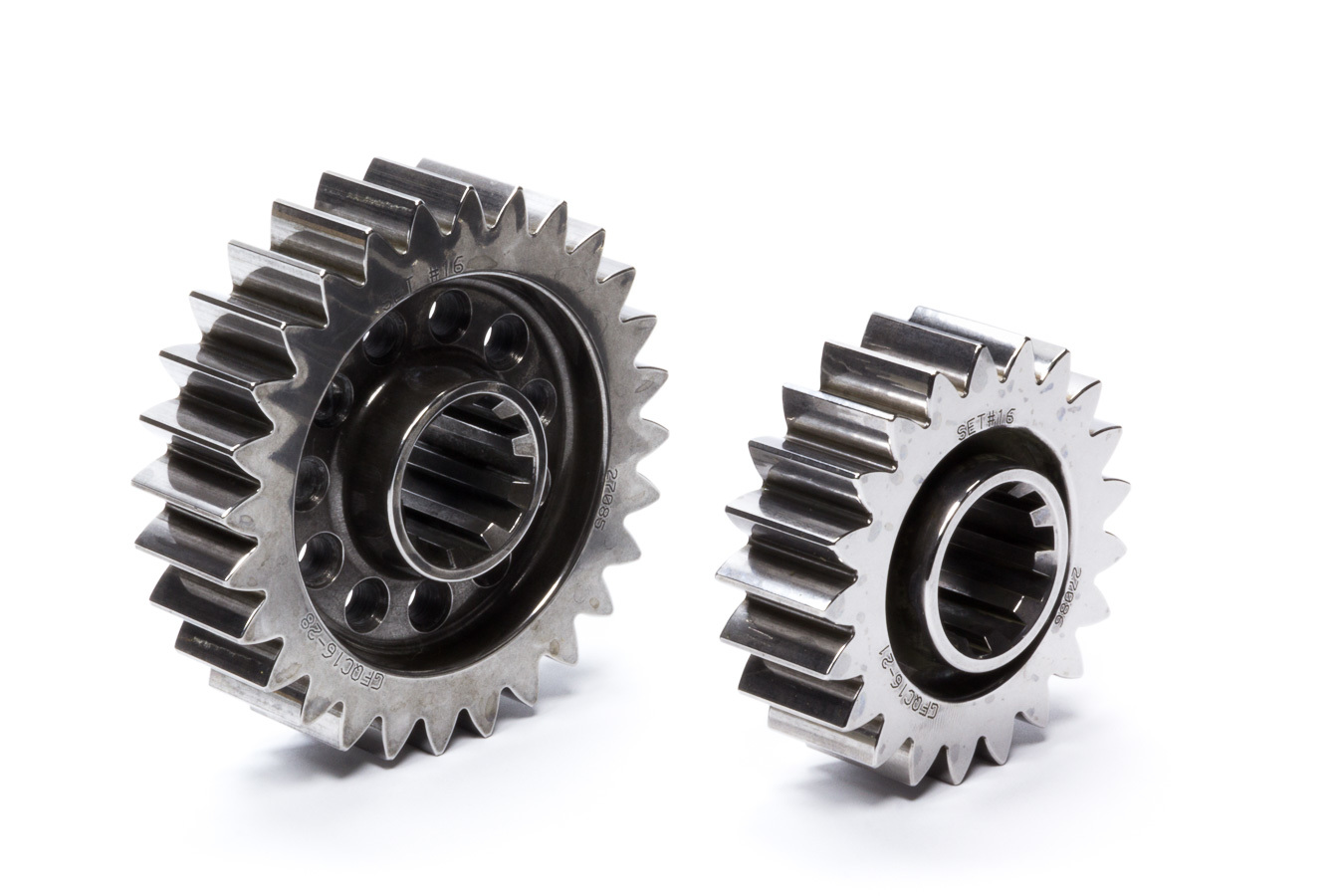 Friction Fighter Quick Change Gears 16