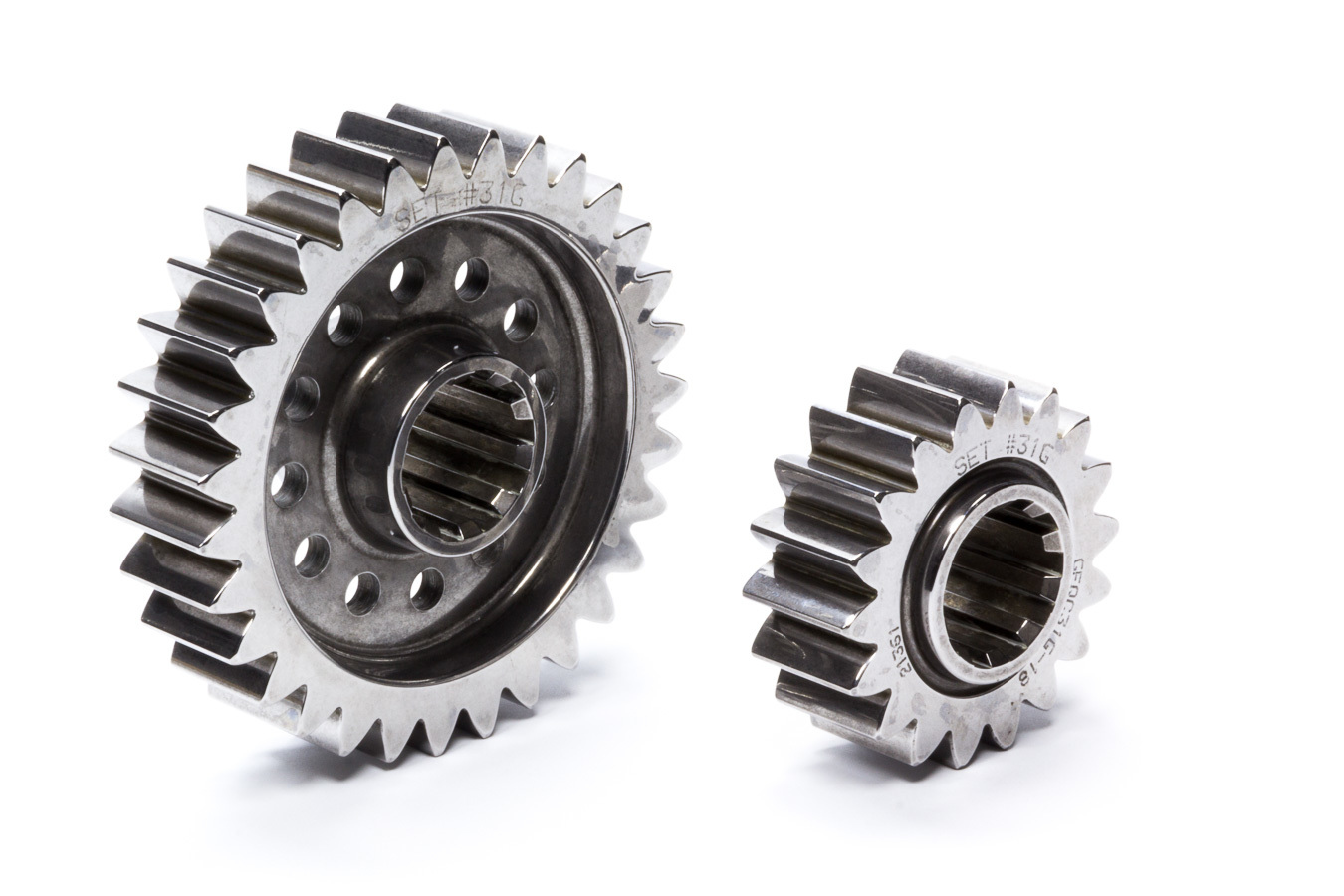 Friction Fighter Quick Change Gears 31G