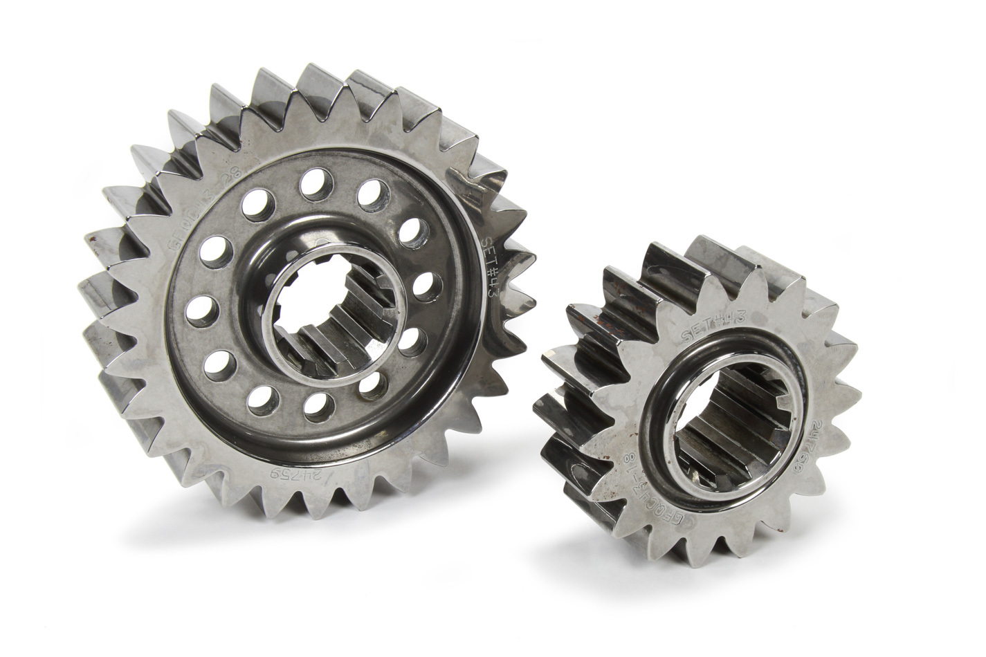 Friction Fighter Quick Change Gears 43