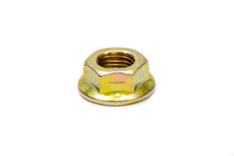 Diversified Machine RRC-1127 Nut, 7/16-20 in Thread, Hex Head, Steel, Cadmium Plated, CT-1, Bulldog Quick Change, Each