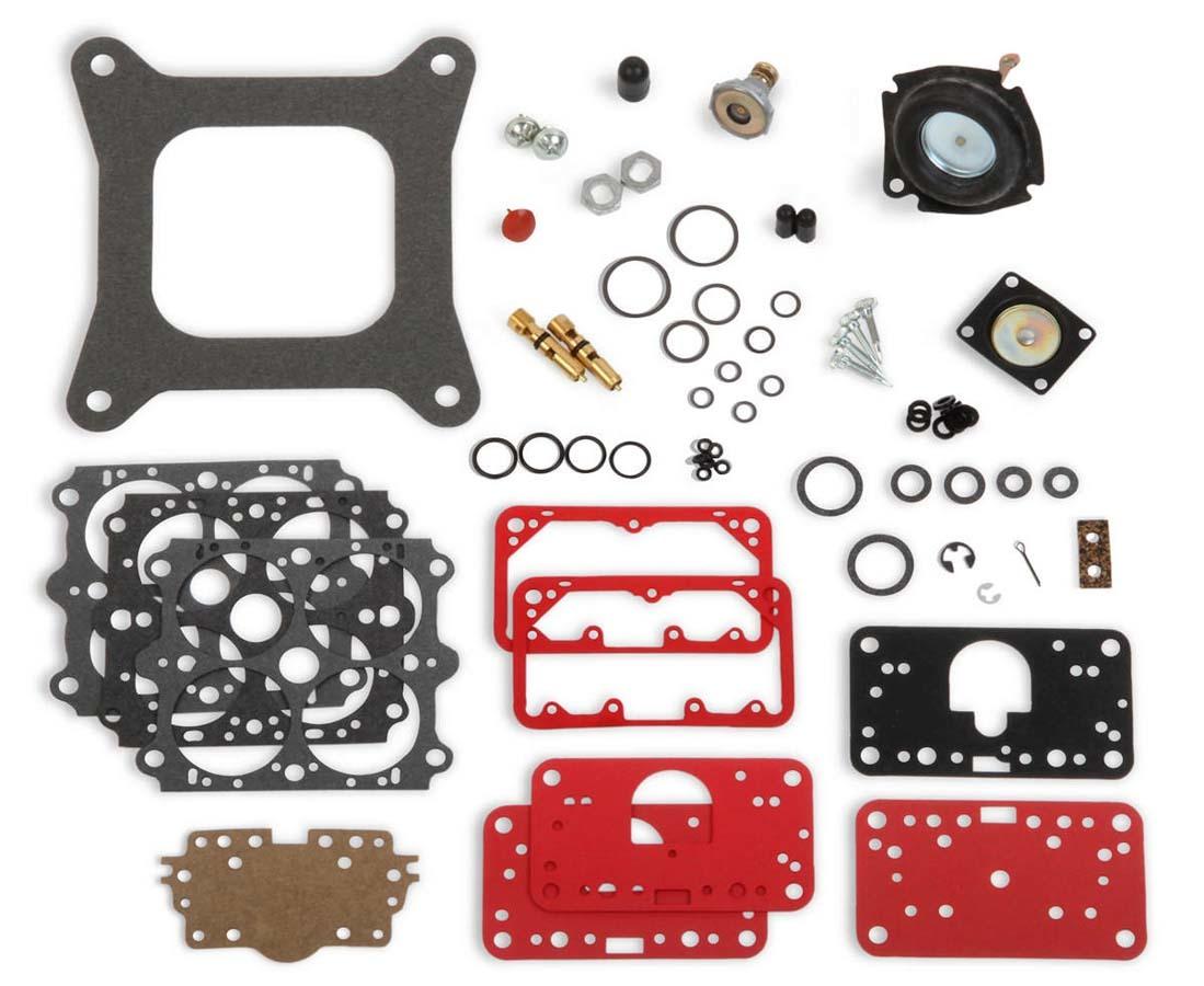 Demon Carburetion 190003 Carburetor Rebuild Kit, Rebuild, Vacuum Secondary, 4150 Carburetors, Gas, Kit