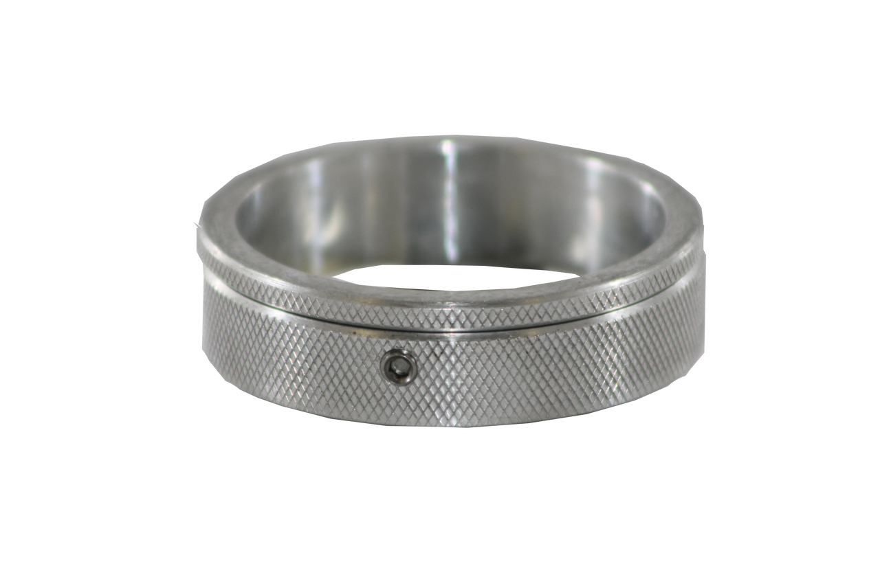 Bearing Spacer 2in 5x5 Aluminum