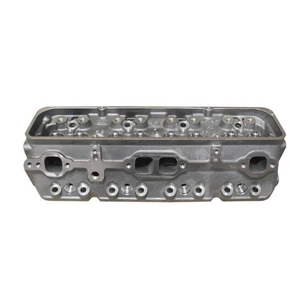 Dart 10021070 Cylinder Head, Iron Eagle S/S, Bare, 1.940 / 1.500 in Valves, 165 cc Intake, 72 cc Chamber, Iron, Small Block Chevy, Each