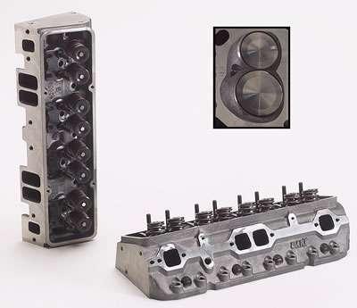 SBC 200cc I/E Platinum Head 64cc S/P 2.02/1.60