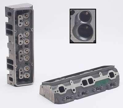 SBC 215cc I/E Platinum Head 49cc A/P 2.05/1.60