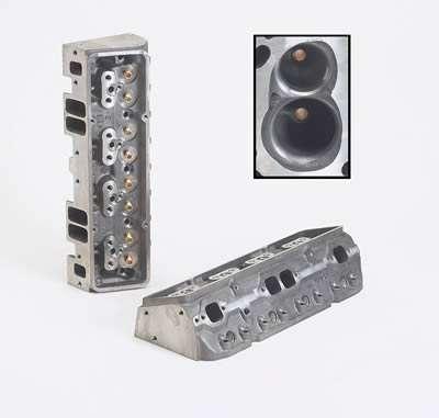 SBC 215cc I/E Platinum Head 64cc S/P 2.05/1.60