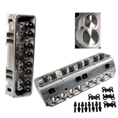 SBC 200cc Pro-1 Head 64cc S/P 2.02/1.60 Assm.