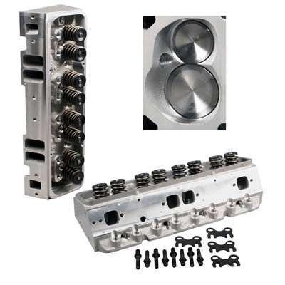SBC 230cc Pro-1 Head 64cc A/P 2.08/1.60 Assm.