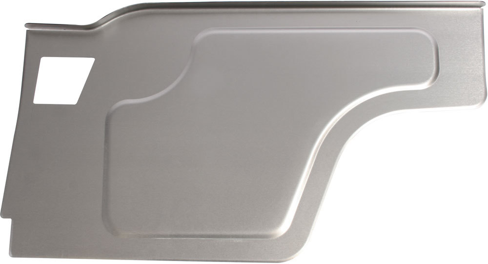 Detroit Speed 010904 Firewall Fill Plate, Weld-In, 18-Gauge, Steel, Natural, GM F-Body 1970-81, Each
