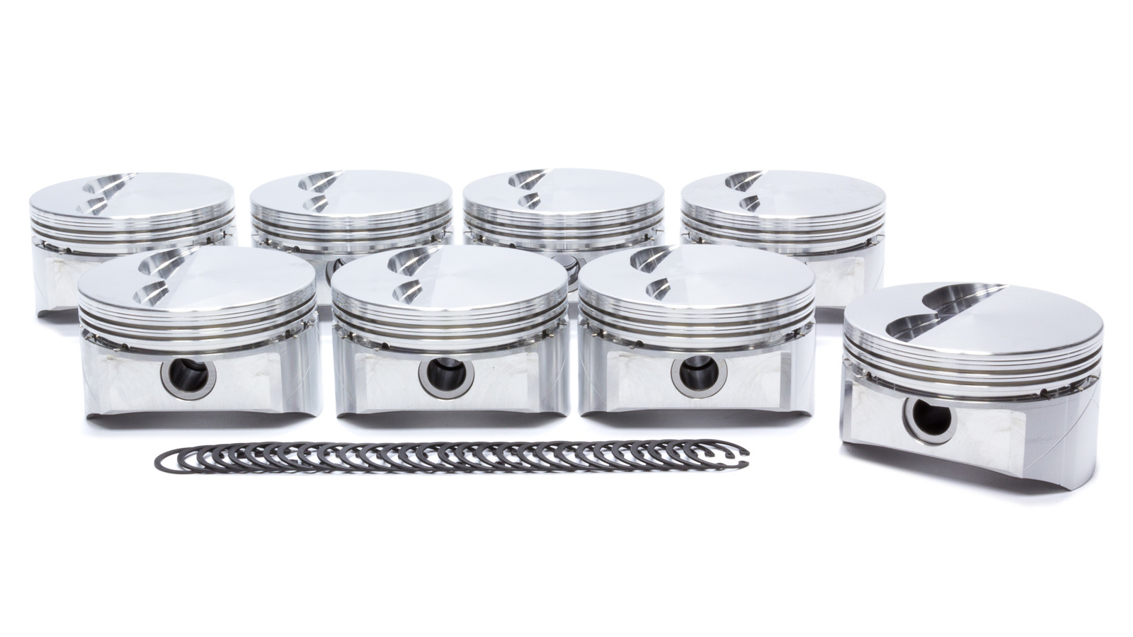 SBF GSX Piston Set 4.040 F/T -3cc