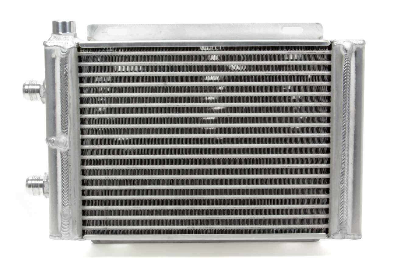 Oil Cooler Dual Pass 14.75x9.25x3