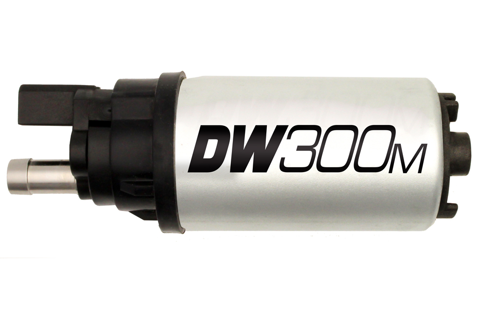 Deatschwerks 9-305-1034 Fuel Pump, DW300M, Electric, In-Tank, 340 lph, Install Kit, Gas / Ethanol, Ford Mustang 2005-10, Kit