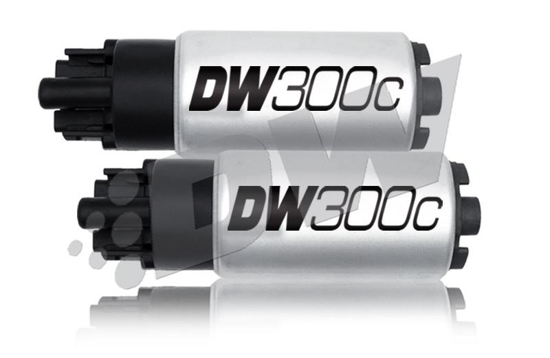 Deatschwerks 9-309-1039 Fuel Pump, DW300C, Electric, In-Tank, 340 lph, Install Kit, Gas / Ethanol, Cadillac CTS-V 2009-15, Kit