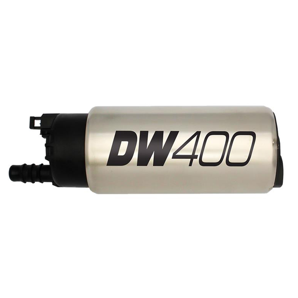Deatschwerks 9-401-1041 Fuel Pump, DW400, Electric, In-Tank, 415 lph, Install Kit, Gas / Ethanol, Various Mazda / Nissan / Subaru, Kit