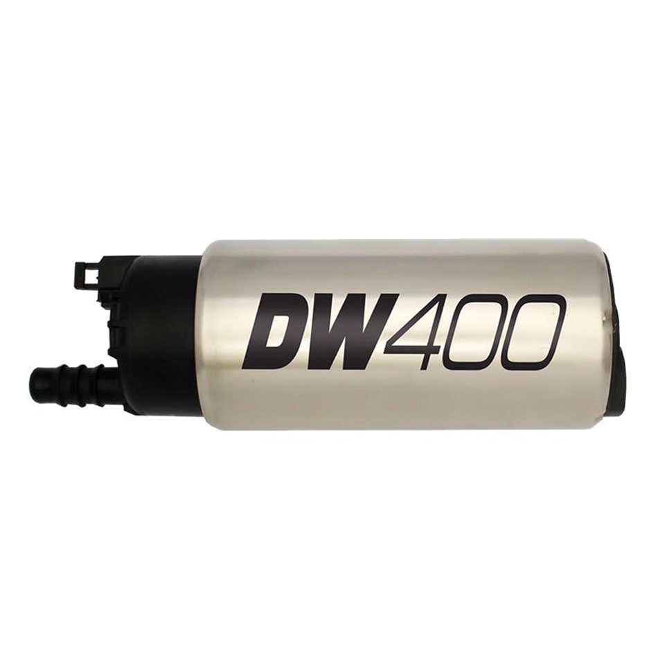 Deatschwerks 9-401-1044 Fuel Pump, DW400, Electric, In-Tank, 415 lph, Install Kit, Gas / Ethanol, Cobra, Small Block Ford, Ford Mustang 1985-97, Kit