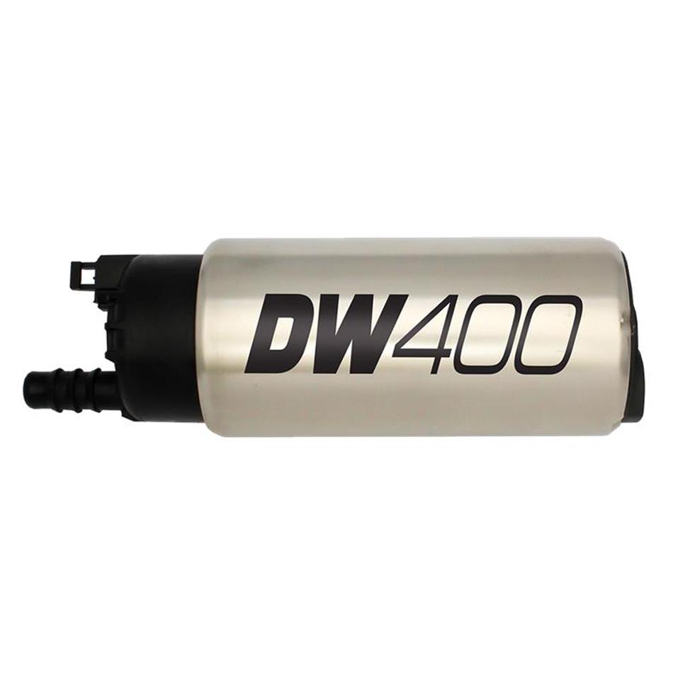 Deatschwerks 9-401-1045 Fuel Pump, DW400, Electric, In-Tank, 415 lph, Install Kit, Gas / Ethanol, GT500, Ford Modular, Ford Mustang 2005-10, Kit