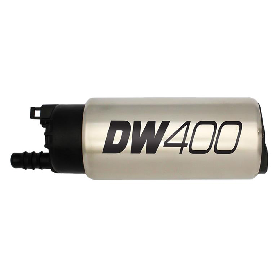 Deatschwerks 9-401-1046 Fuel Pump, DW400, Electric, In-Tank, 415 lph, Install Kit, Gas / Ethanol, GT, Ford EcoBoost V6, Ford Mustang 2011-14, Kit