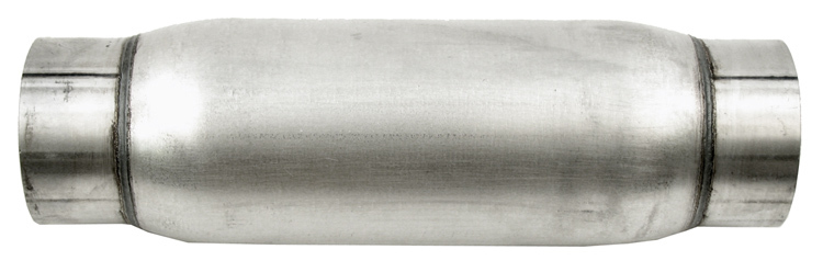 Bullet Race Muffler - 3.5in in/out 16in long