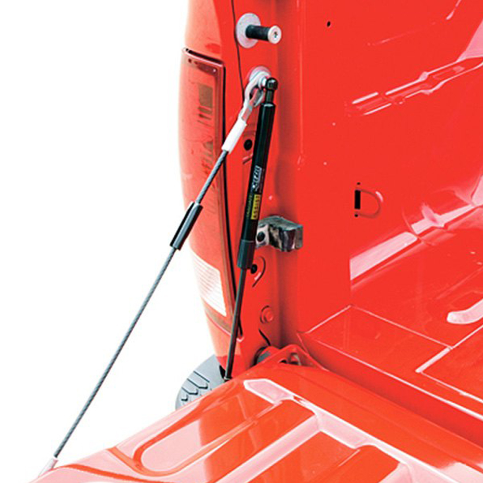 19-   Dodge Ram Tailgate Assist