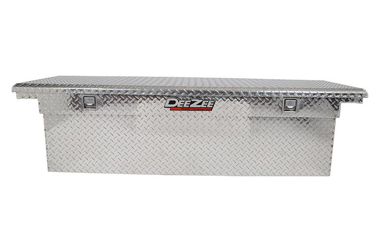 Single Lid Tool Box Fits Full Size Trucks