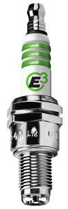 E3 Spark Plugs E3.100 Spark Plug, Racing, 14 mm Thread, 0.750 in Reach, Gasket Seat, Non-Resistor, Each