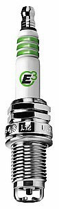 E3 Spark Plugs E3.102 Spark Plug, Racing, 14 mm Thread, 0.750 in Reach, Gasket Seat, Non-Resistor, Each