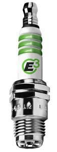 E3 Spark Plugs E3.104 Spark Plug, Racing, 14 mm Thread, 0.460 in Reach, Gasket Seat, Non-Resistor, Each