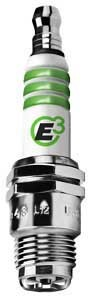 E3 Spark Plugs E3.105 Spark Plug, Racing, 14 mm Thread, 0.460 in Reach, Gasket Seat, Non-Resistor, Each
