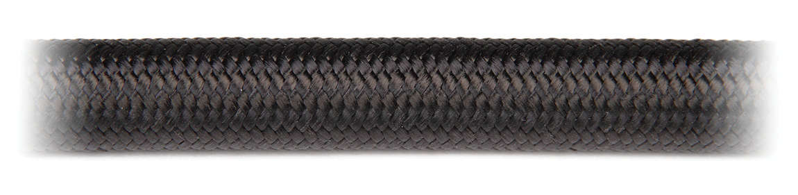 Earls 391006ERL Hose, Pro-Lite 390, 6 AN, 10 ft, Nylon / Rubber, Black, Each