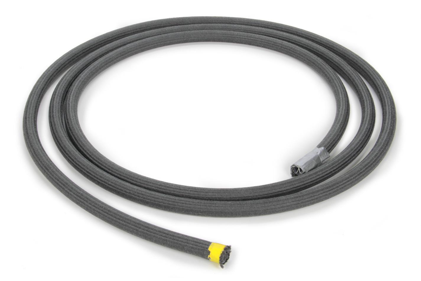 Earls 651006ERL Hose, Ultra-Flex, 6 AN, 10 ft, Braided Kevlar, Black, Each