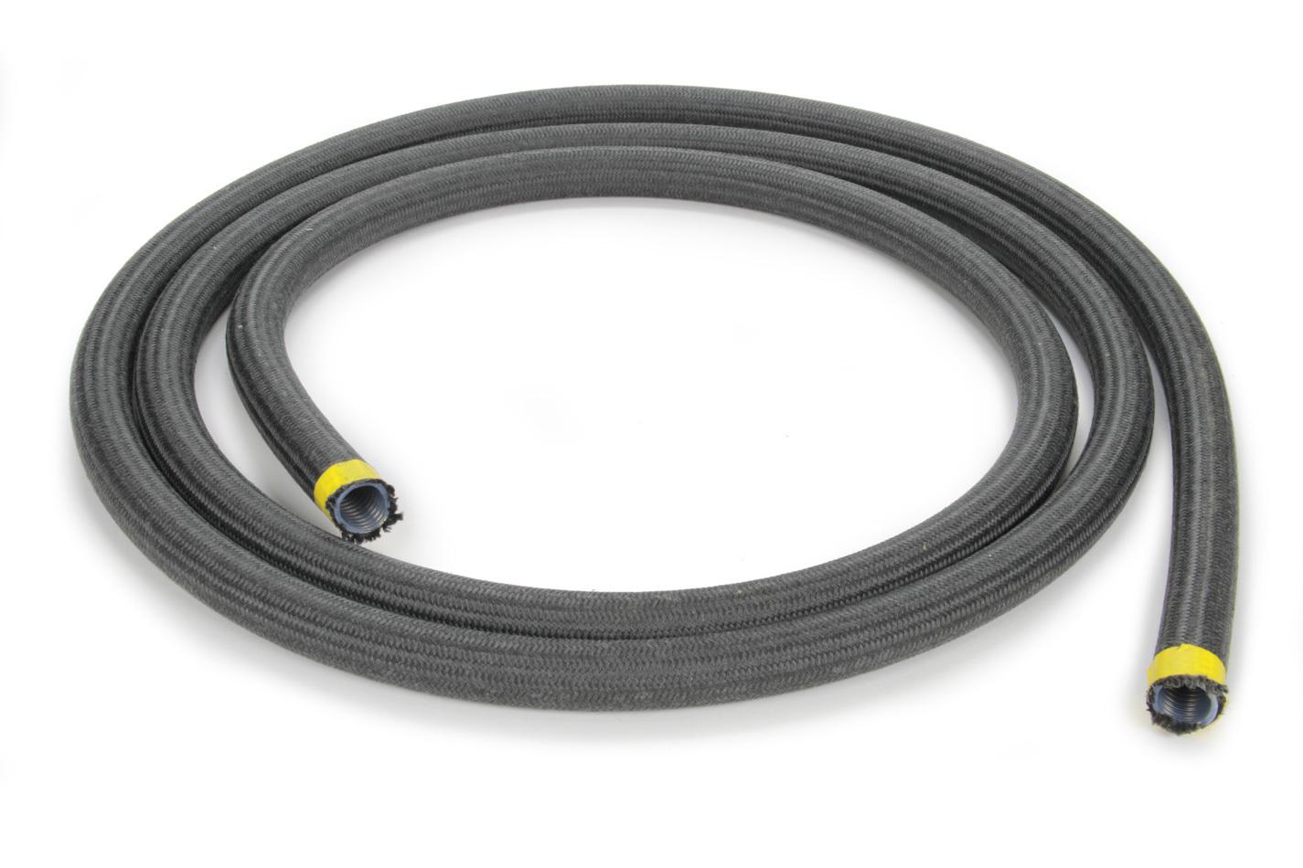 Earls 651010ERL Hose, Ultra-Flex, 10 AN, 10 ft, Braided Kevlar, Black, Each