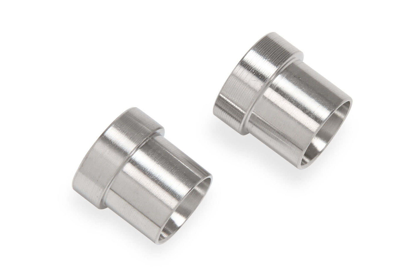 Earls SS581903ERL Fitting, Tube Sleeve, 3 AN, 3/16 in Tube, Stainless, Natural, Pair