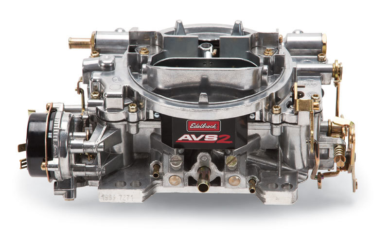 Edelbrock 1906 Carburetor AVS2 650 CFM
