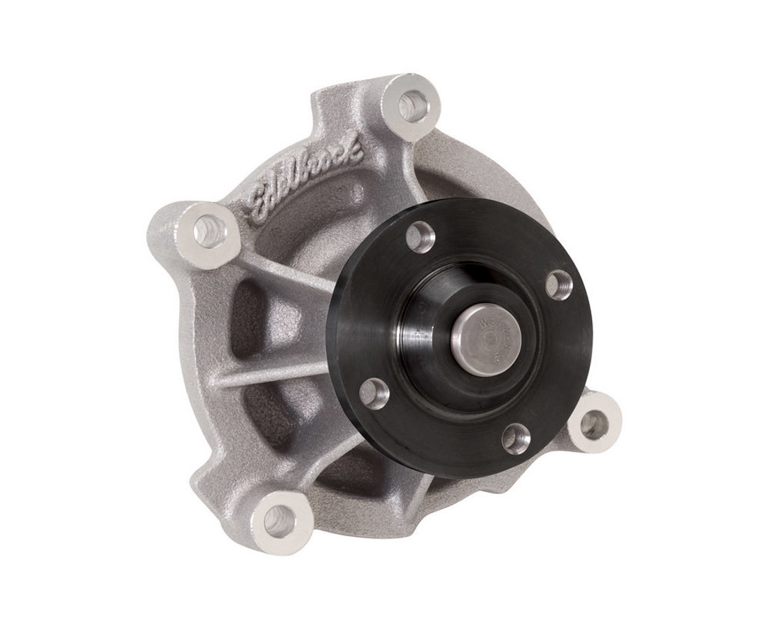 Edelbrock 8803 Water Pump, Mechanical, Victor Series, Short Design, Aluminum, Natural, Ford Modular, Each