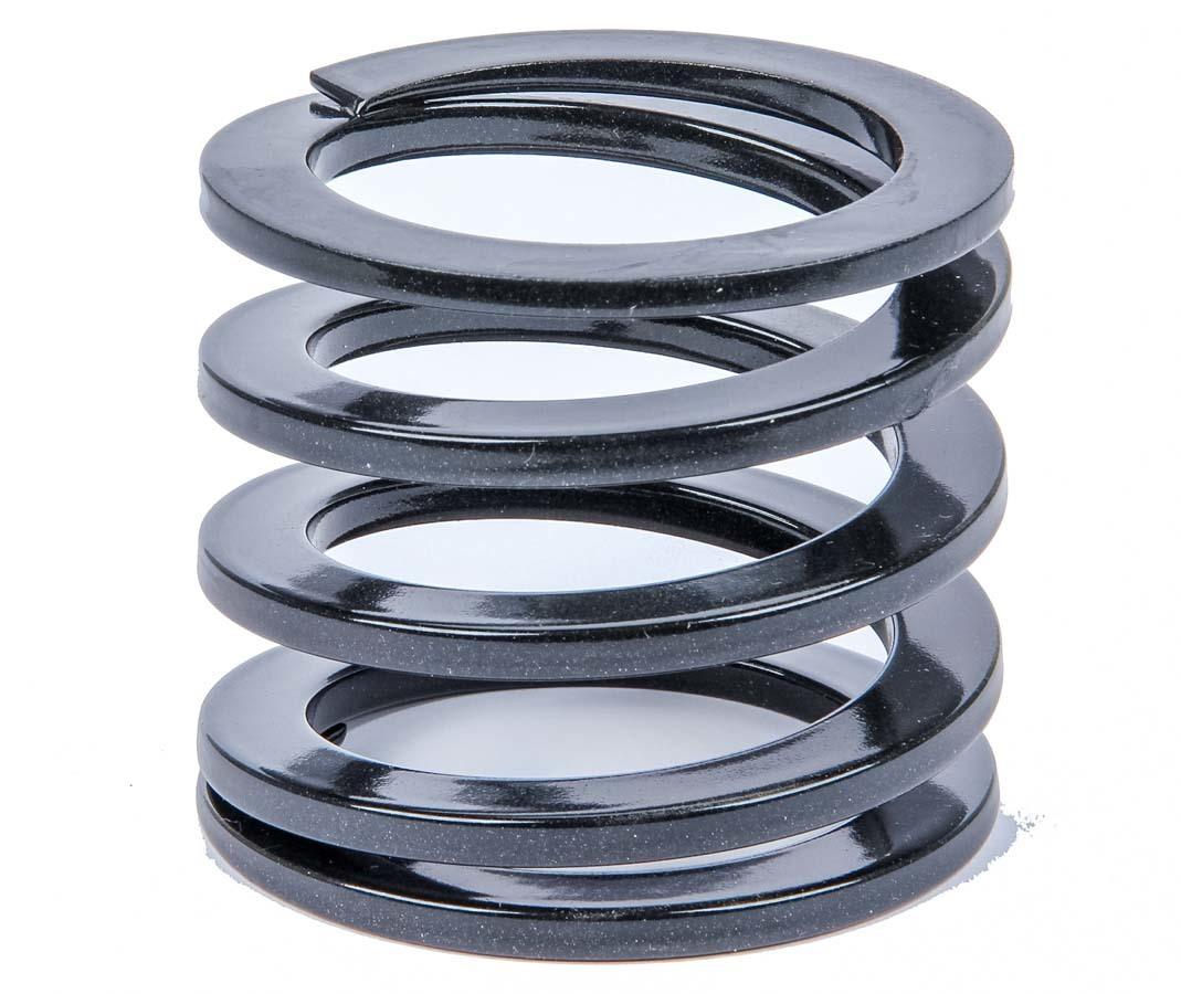 Eibach 0175-250-0150 Coil Spring, Tender, 2.500 in ID, 2.640 in Length, 150 lb/in Spring Rate, Black Powder Coat, Each
