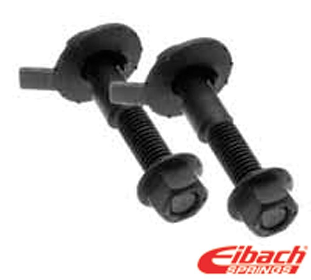 Eibach 581260K Camber Bolt, Pro-Alignment, Front, Steel, Black Oxide, Mitsubishi Evo 2003-07, Kit