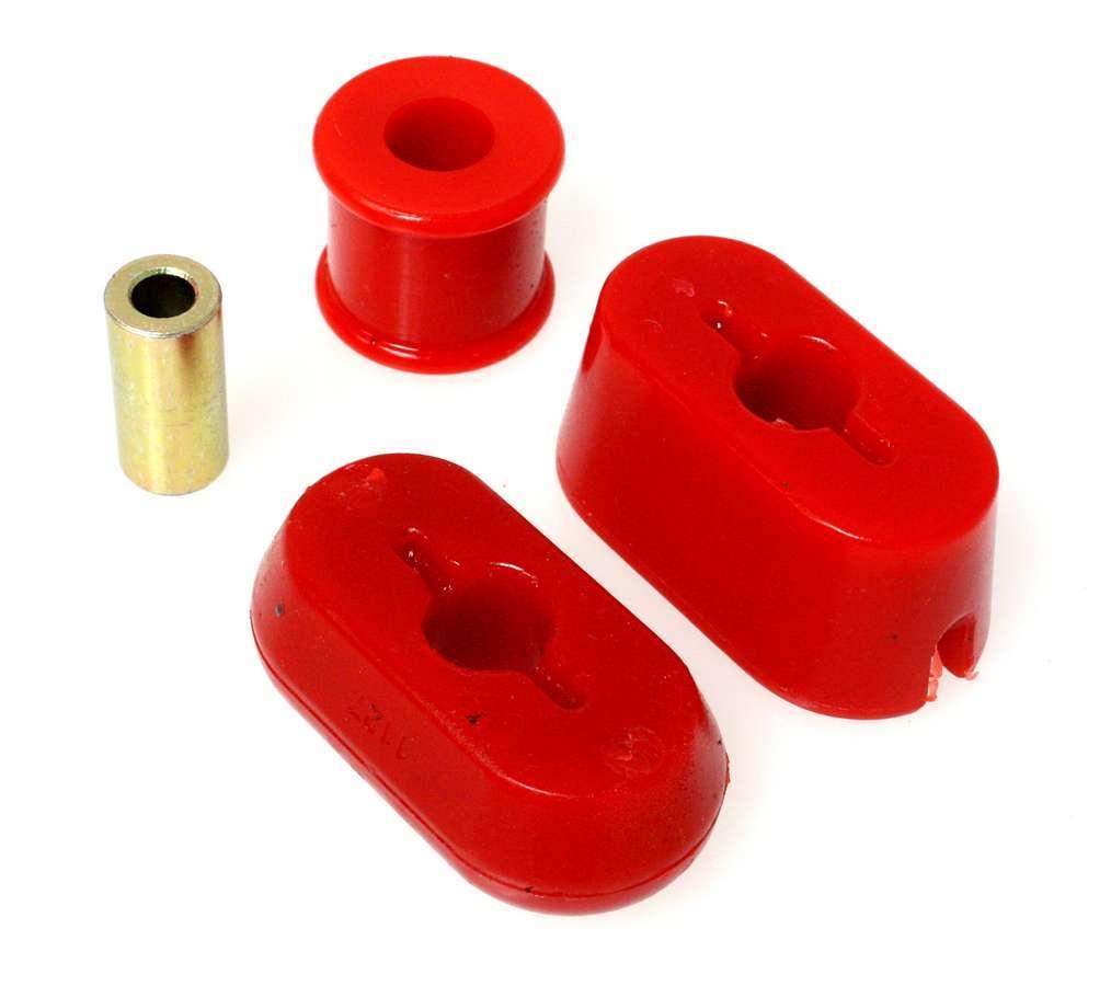 Energy Suspension 15-1105R Motor Mount Insert, Hyper-Flex, Polyurethane, Red, Volkswagen 1998-2006, Kit