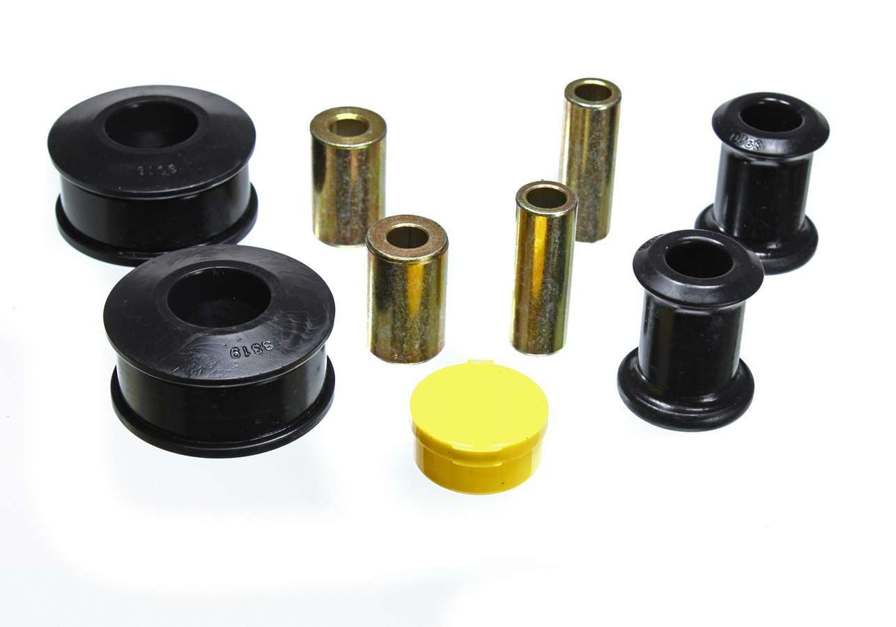 Energy Suspension 15-3117G Control Arm Bushing, Hyper-Flex, Front, Lower / Upper, Polyurethane, Black, Volkswagen 1998-2006, Kit
